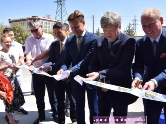 Poljski zdravniki bodo poskrbeli za zaslišanje prebivalcev Kazahstana in Kirgizije