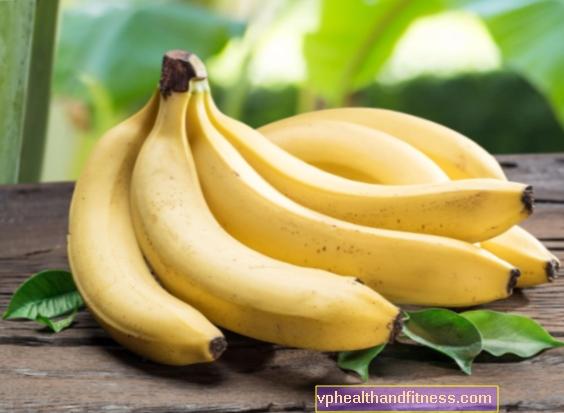 Pisang - sifat dan nilai pemakanan. Apa jenis vitamin dalam pisang?