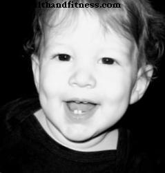 赤ちゃんの歯の外観-神話
