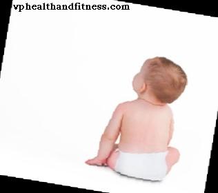 Rodina - Plochý hlava syndrom nebo plagiocephaly